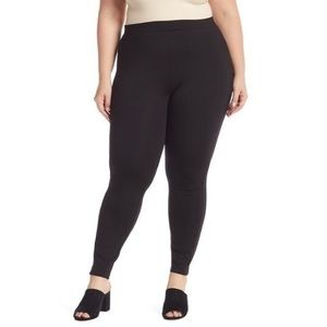 Philosophy apparel plus thick high waist leggings
